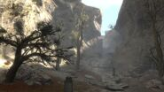 Szurdok Ridge's trees 04 (Tip of the Spear)