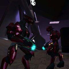 Due Elite maggiori su Alpha Halo