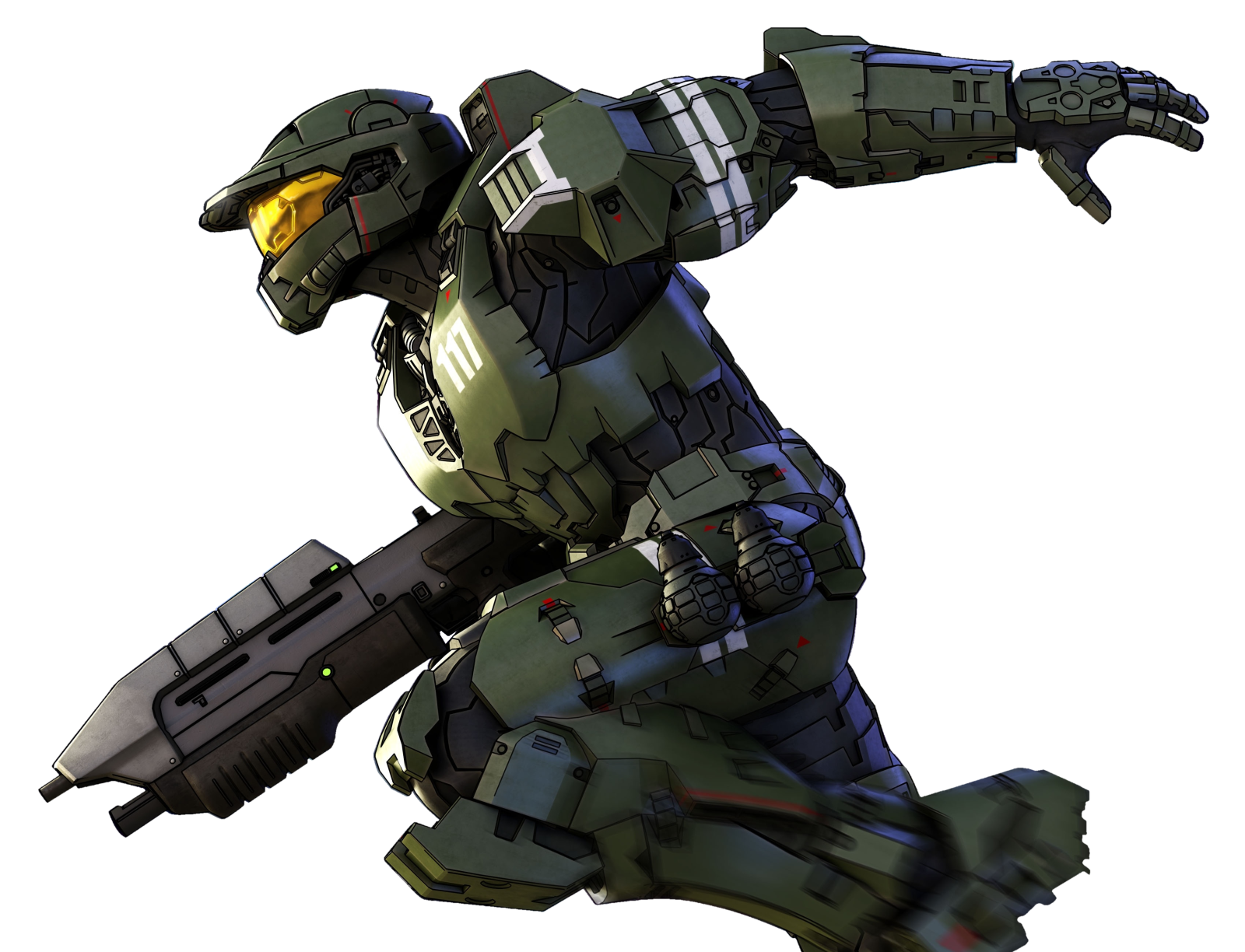 John-117 | Halopedia | FANDOM powered by Wikia