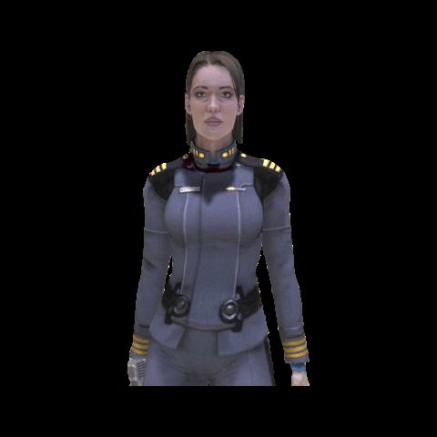 Miranda in Halo 3
