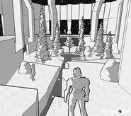 Arte conceptual Torre de Marfil 2