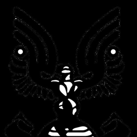 Ein alternatives Logo des UNSC