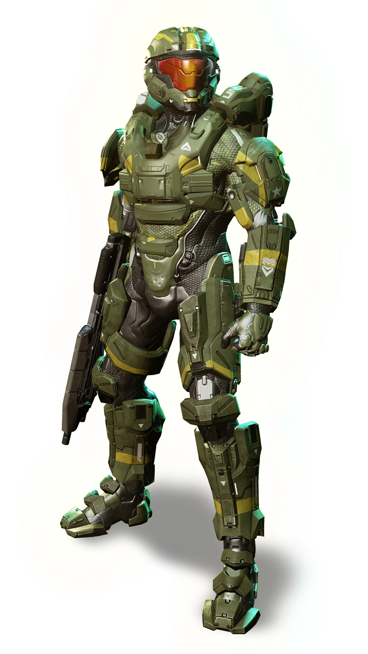 Halo 4 Armor Permutations | Halo Alpha | FANDOM powered by Wikia