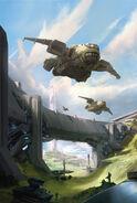 Halo Escalation 6