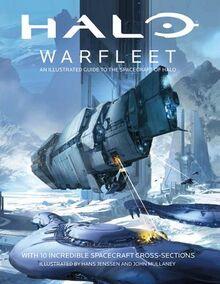 Halo Warfleet portada