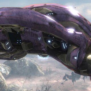 Un Phantom in Halo Reach