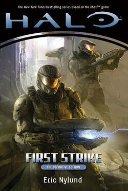 Halo First Strike Riedizione