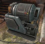 Halo Reach - Sinoviet generator