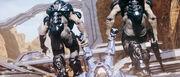 Spartan Ops Thorne gefangen