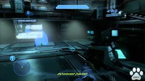 Halo 4 - easter eggs (huevos de pascua) 7 Spartan Ops