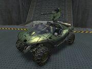 Warthog gauss