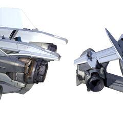 军刀号的一个概念模型。
