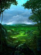 Arcadia selva