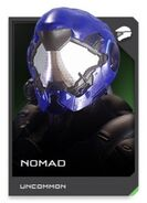 H5G REQ card Nomad-Casque