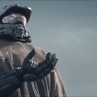 John nach den Ereignissen in Halo 4