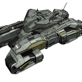 Konzeptzeichnungen des Grizzly-Panzers.