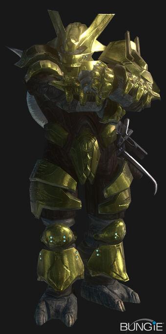 Jiralhanae Power Armor Halo Alpha Fandom