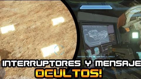 Halo 4 - Easter Egg - Interruptores y Mensaje Oculto en Reclamador!-0