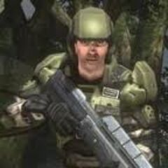 Marine in Halo 3