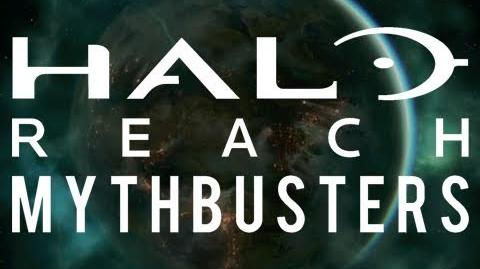 Episode 1 - Halo Reach Mythbusters