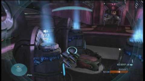 Halo 3 - Secret Davinci Code Easter Eggs on Heretic