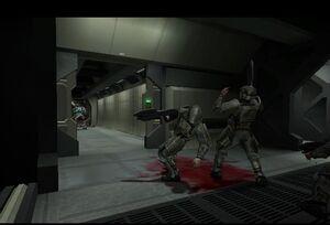 Fixed elite battle