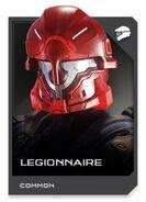 H5G REQ card Casque-Legionnaire