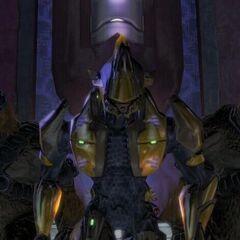 Thel 'Vadamee, inizio di Halo 2