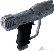 4 Pistola-M6G-Maniement-Double
