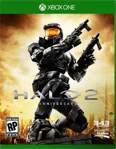 Portada Halo 2A
