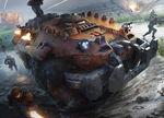 HW2 Blitz-Artwork Mastodon