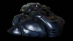 Wraith - Halo 4