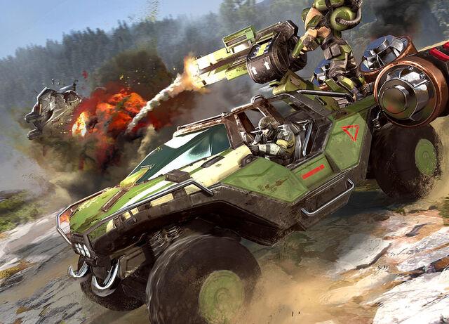 File:HW2 Blitz-Artwork VeteranFlameWarthog.jpg