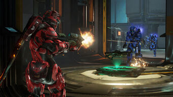 Halo 5 Arena Imagen Oficial