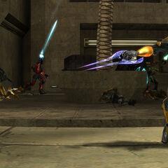 Elite zelota in Halo 2