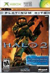 Halo 2 - Platinum Hits Edition - Cover Art