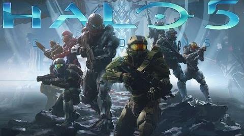 Halo 5 Guardians - Película Completa - Español Latino