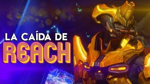 Halo Documental La Historia Completa de La Caída de Reach