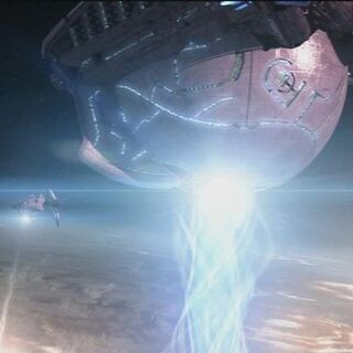 Cacciatorpediniere CPV in <i>Halo Wars: Genesis</i>