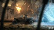 Halo Spartan Strike Warthog 2