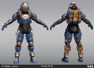 MJOLNIR Atlas concepto H5G