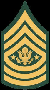 CSM Army