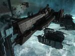 HaloReach - SavannahDocked