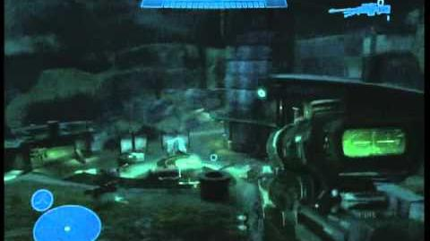 Halo Reach Walkthrough - Part 7 - Nightfall Part 1
