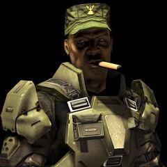 Il sergente.