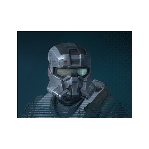 Der Helm der EOD Panzerung