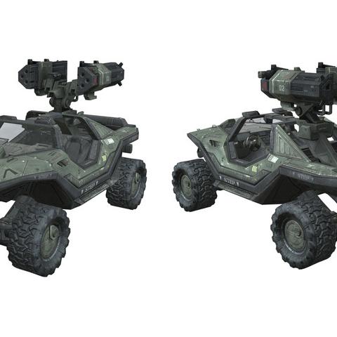 M12R in Halo: Reach