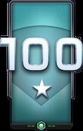 Pack Oficial por Rango de Spartan 100 H5G