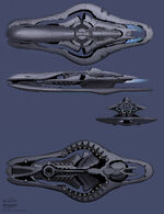 Concept - Corvette design layout