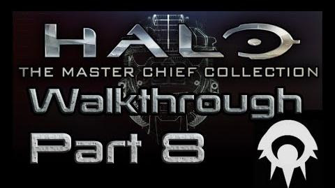 Halo- The Master Chief Collection Walkthrough - Part 8 - Two Betrayals